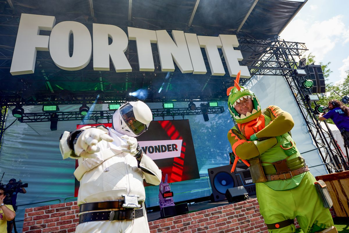 Fortnite Is Adding Skill Based Matchmaking And Bots The Verge