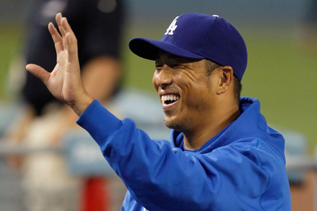 Hiroki Kuroda won't be returning to Dodgers next season