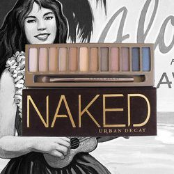 <strong>Urban Decay</strong> has several shadows named for places, but we always return to Maui Wowie, a warm golden beige.