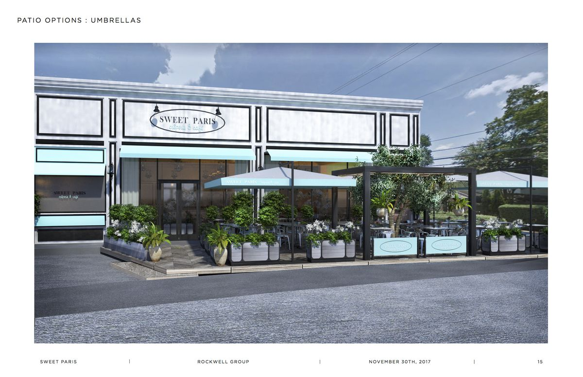 Sweet Paris Cr 234 Perie Amp Caf 233 Will Open In Highland Village