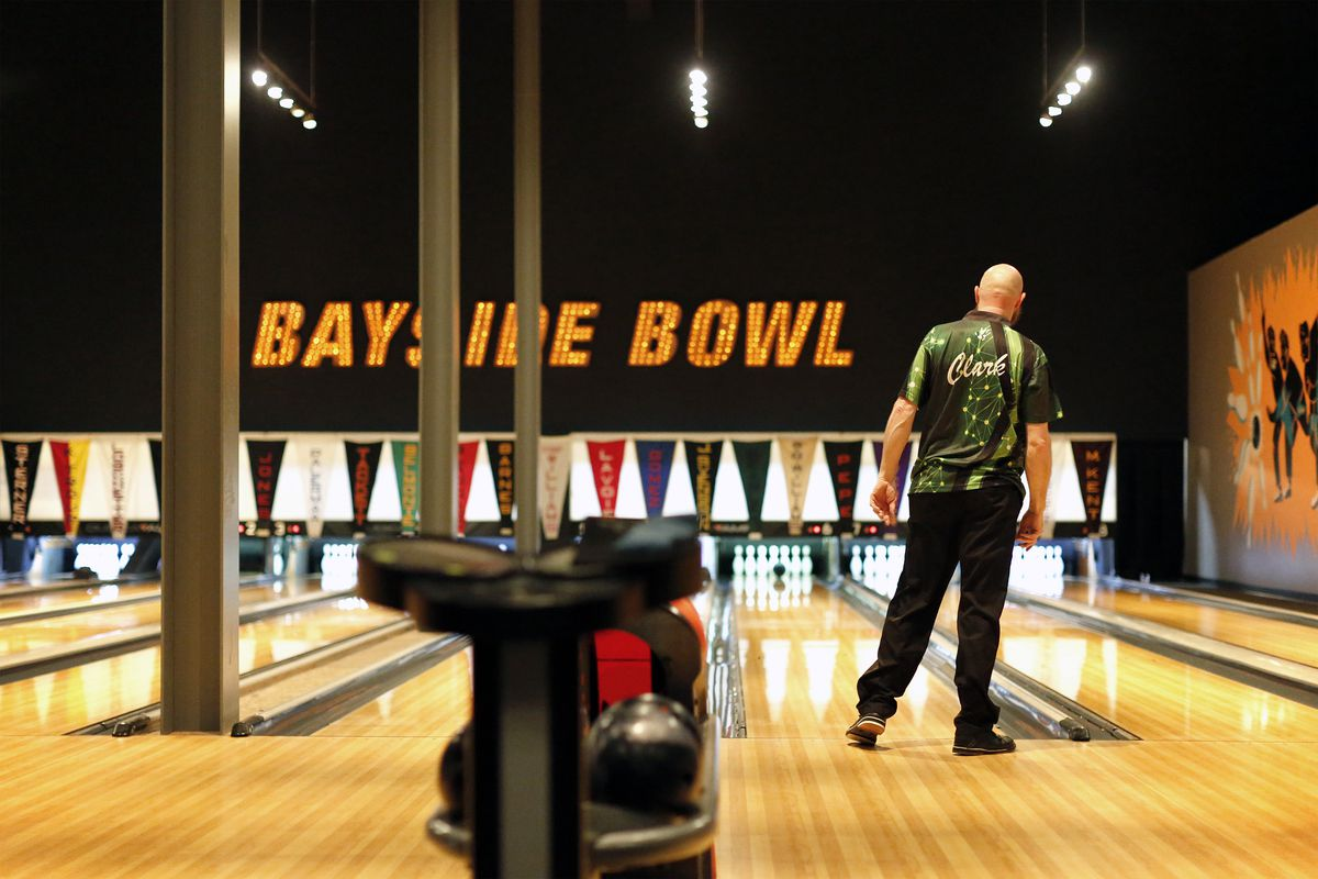 Local bowlers take on PBA pros from away
