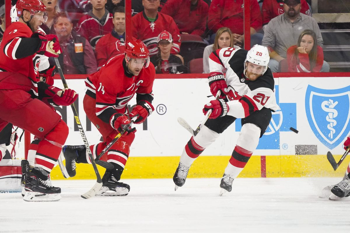 Game Preview  New Jersey Devils vs. Carolina Hurricanes - All About ... 522d2cbe8
