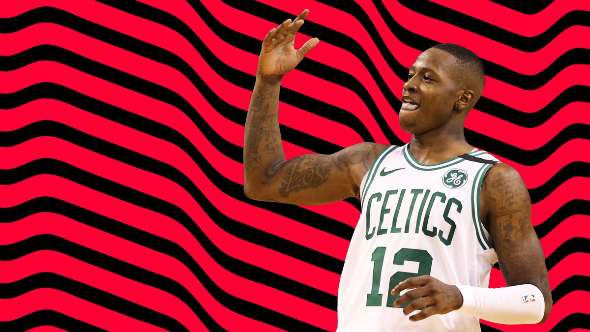 wholesale dealer e2fe7 2ae45 Celtics vs. Cavaliers: Terry Rozier is ready for his moment ...