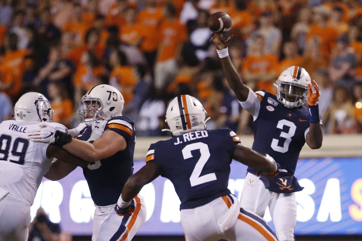 Virginia escapes Old Dominion scare, Final Score 28-17