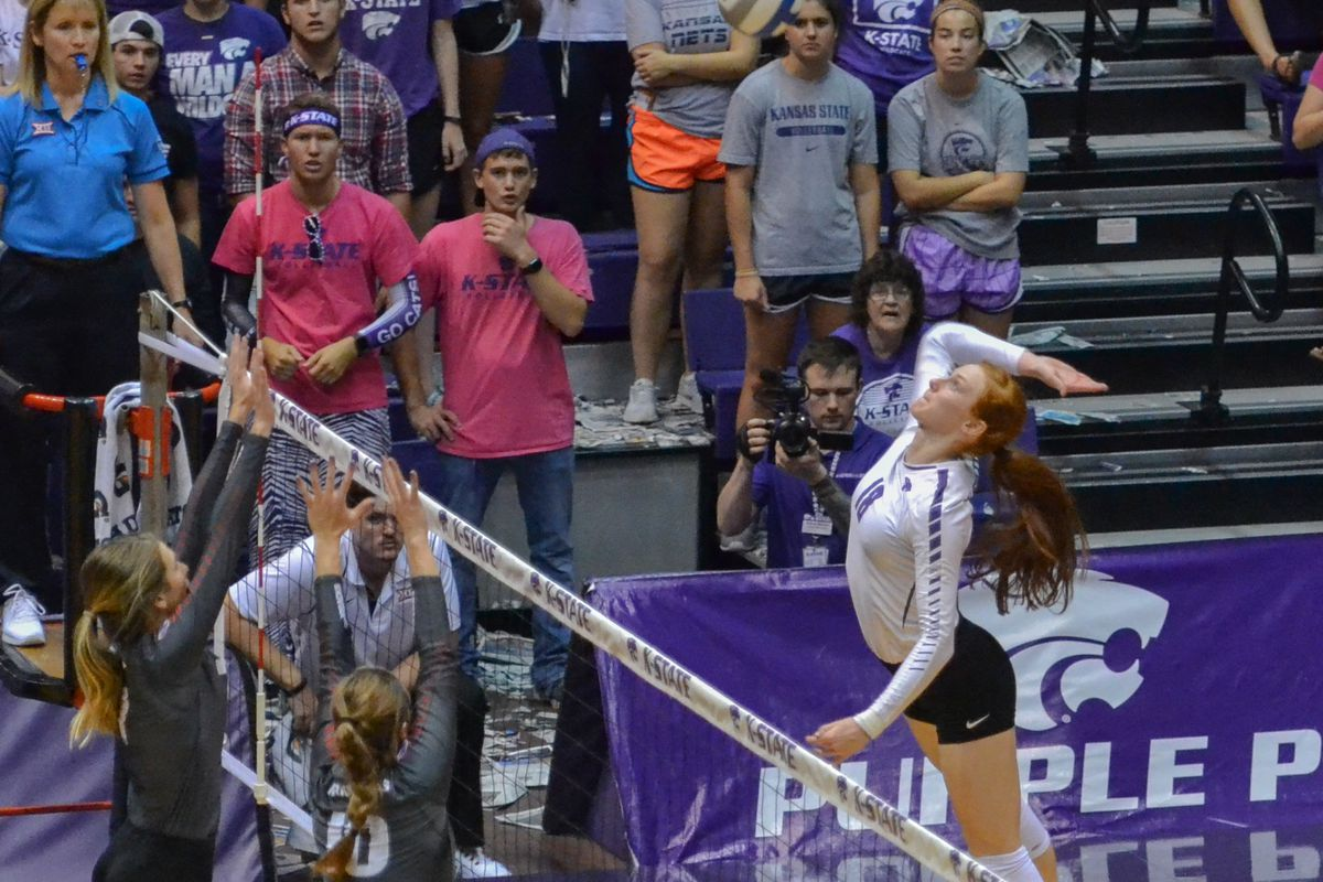 Vogel shone, but the Volleycats came up JUST short.