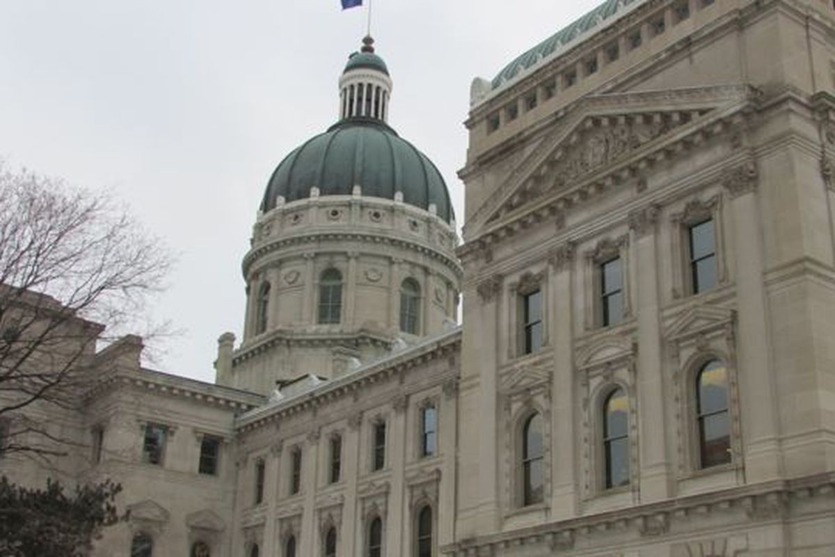 Lawmakers begin the 2019 session in January.