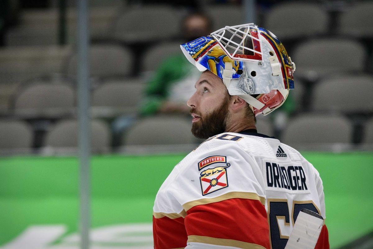 NHL: Florida Panthers at Dallas Stars