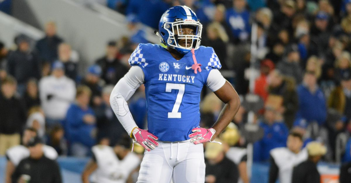 Buccaneers Draft 2019: Kentucky Wildcats' Mike Edwards ...