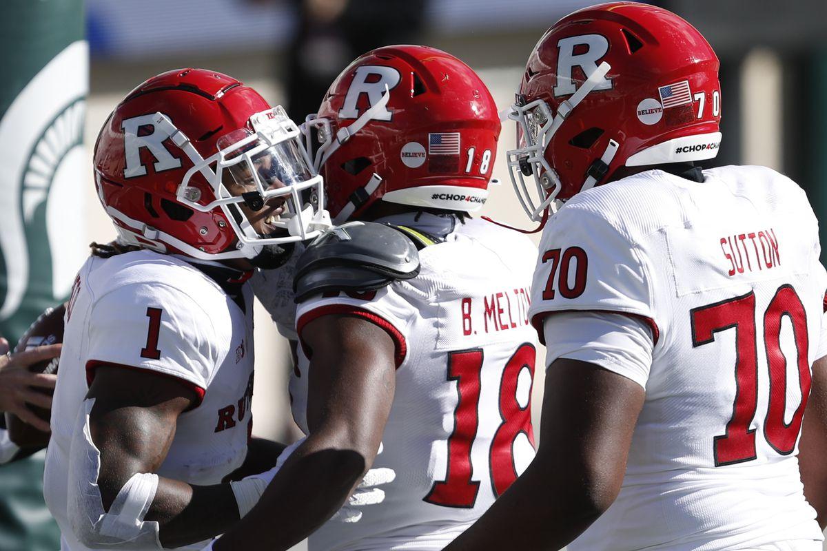 Rutgers Football Position Meter and look toward Week 2 ...