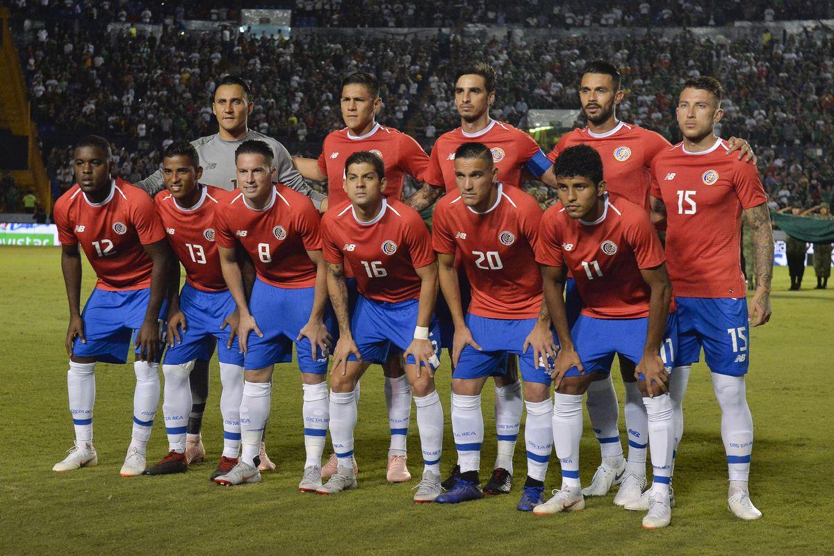 5490c77e9c0 USA vs. Costa Rica
