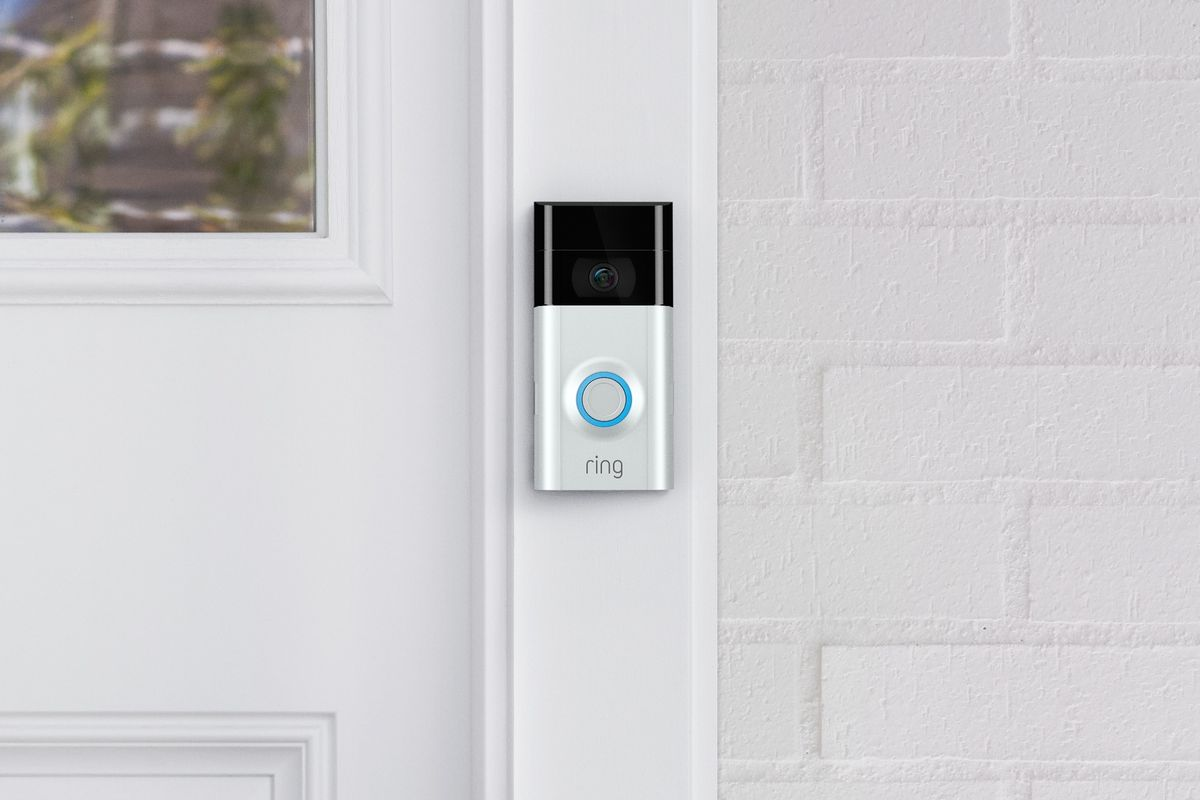 Ring Debuts 2nd Gen of Its Popular Smart Doorbell