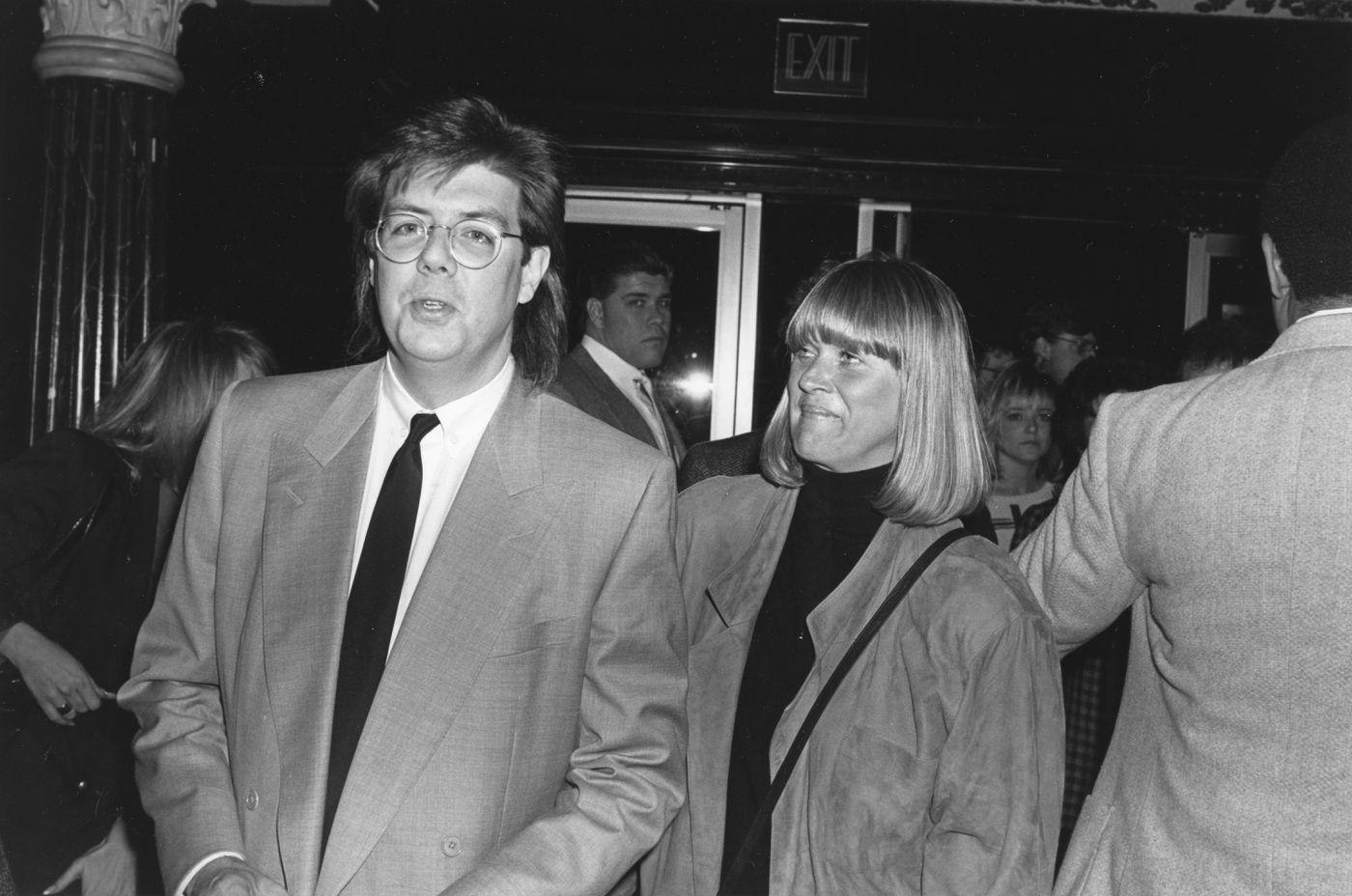 Nancy Hughes, inspiration and wife of filmmaker John Hughes, has ...
