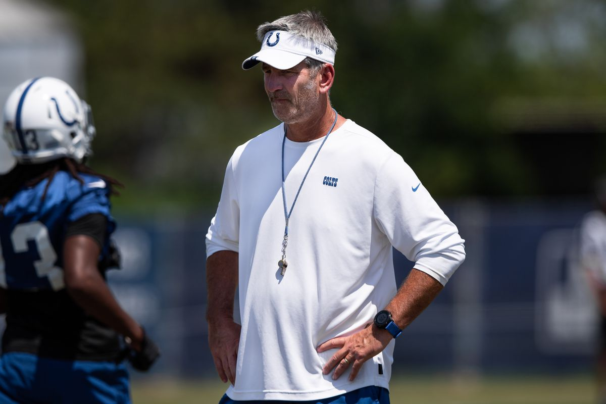 NFL: AUG 03 Colts Training Camp
