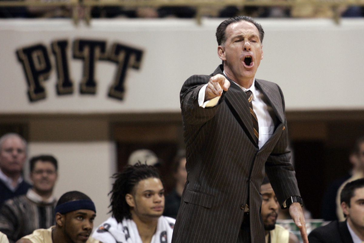 Jamie Dixon could be working out details to play Pat Chambers and Penn State (Photo by Justin K. Aller/Getty Images)