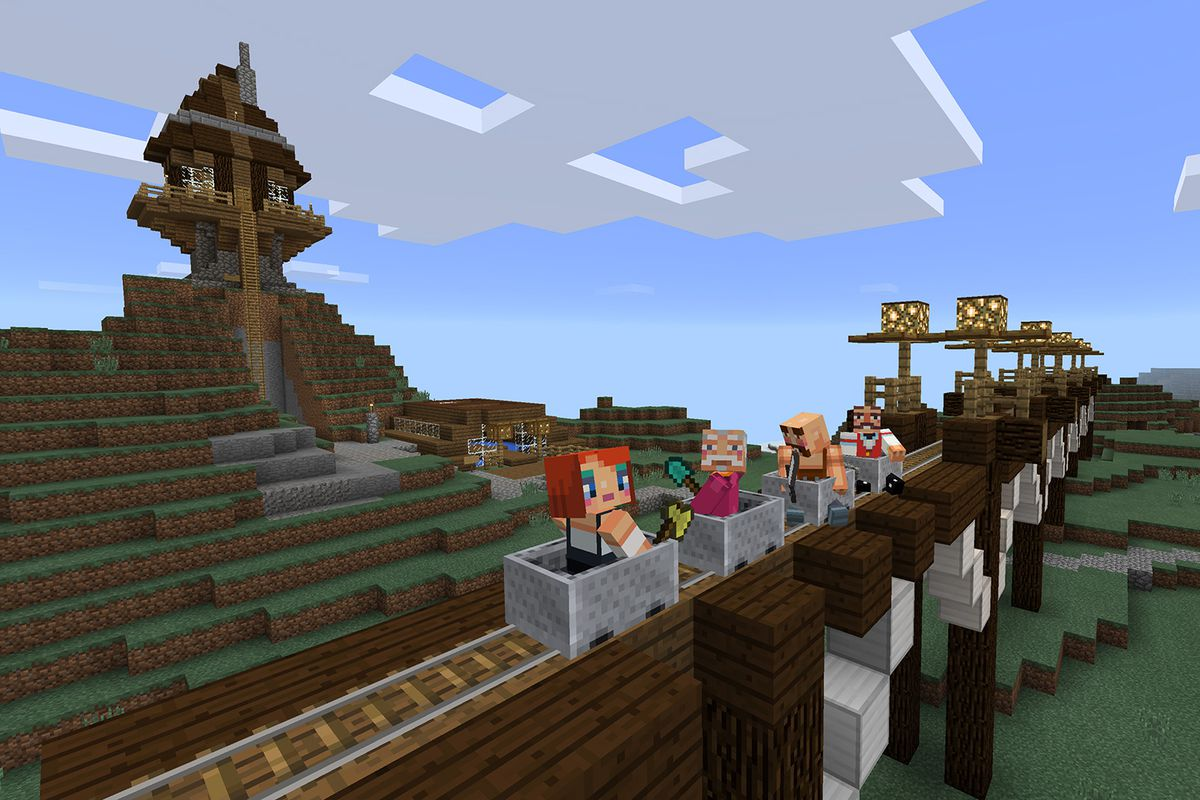 Here's how to get Minecraft: Windows 10 Edition Beta for free - Polygon