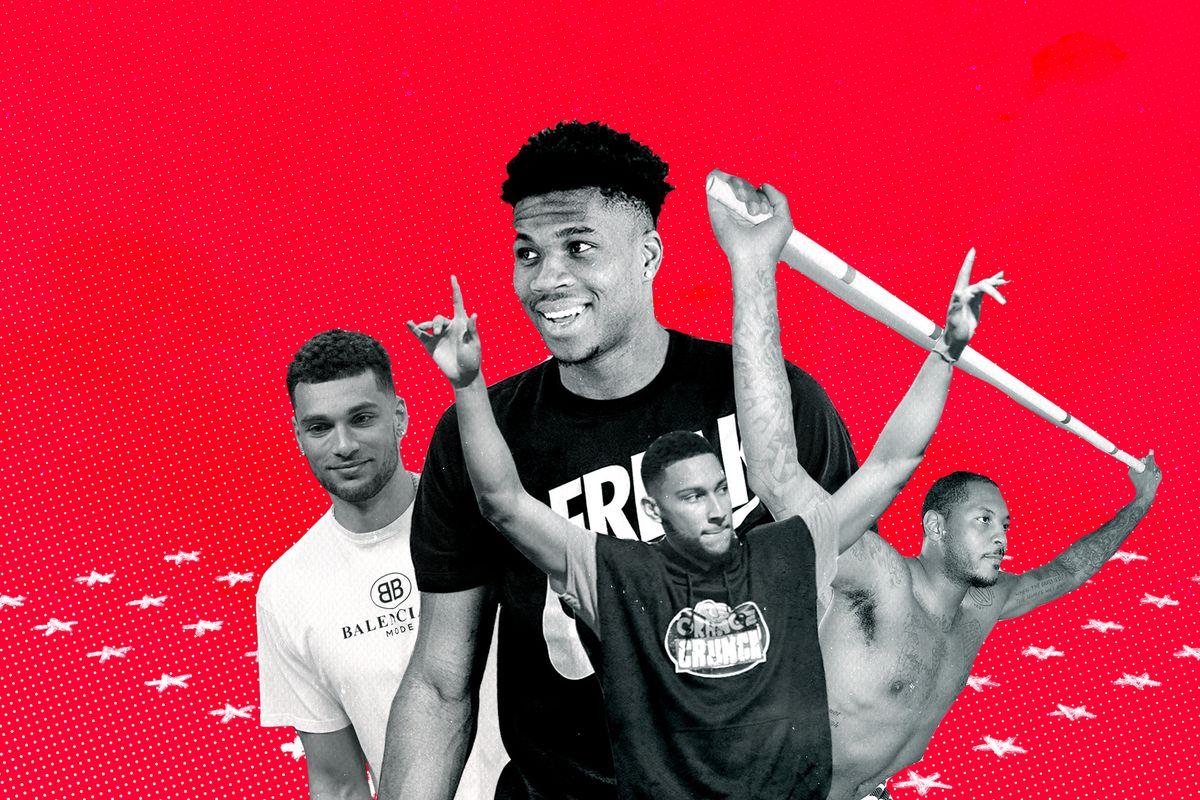 The 11 best NBA workout videos of Summer 2019 - SBNation com