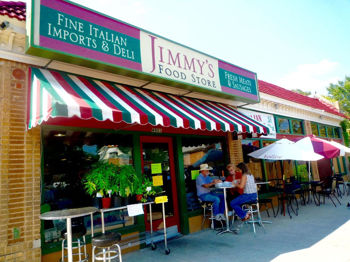 Every East Dallasite loves Jimmy's