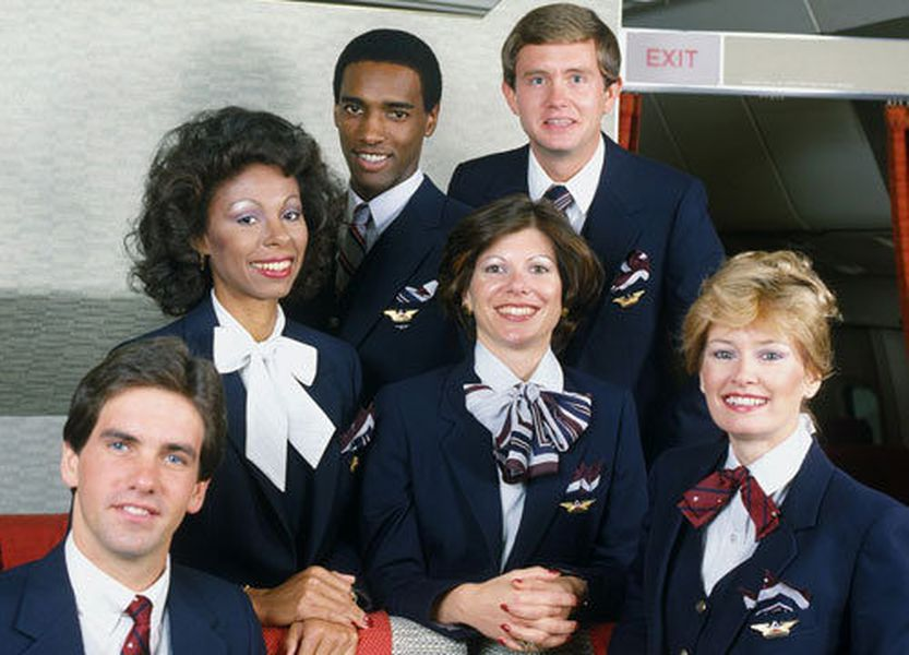 The Best Flight Attendant Uniforms In American History