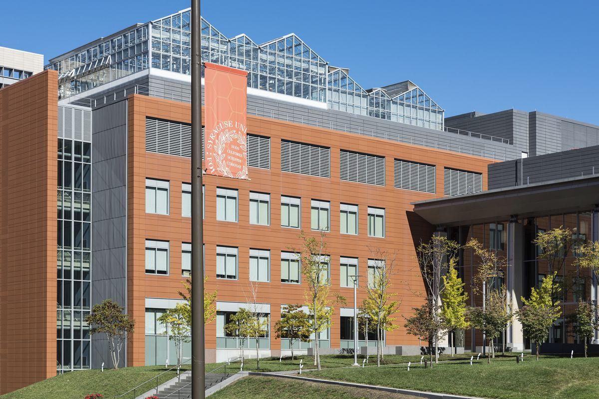 Life Sciences Complex, Syracuse University...