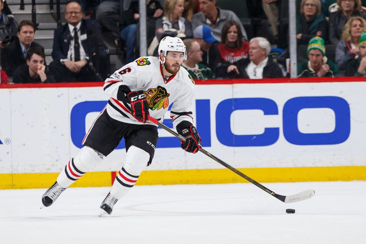 Michal Kempny: Michal Kempny signs extension with Hawks