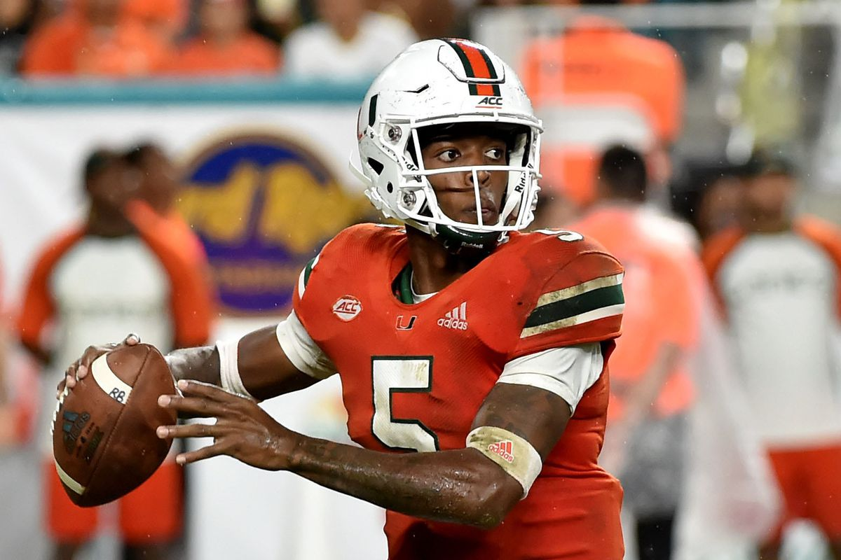 551f8072 Miami football preview 2019: What Manny Diaz's Canes need - SBNation.com