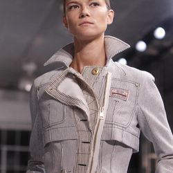The Altuzarra Spring 2013 collection is modeled during Fashion Week, Saturday, Sept. 8, 2012, in New York.