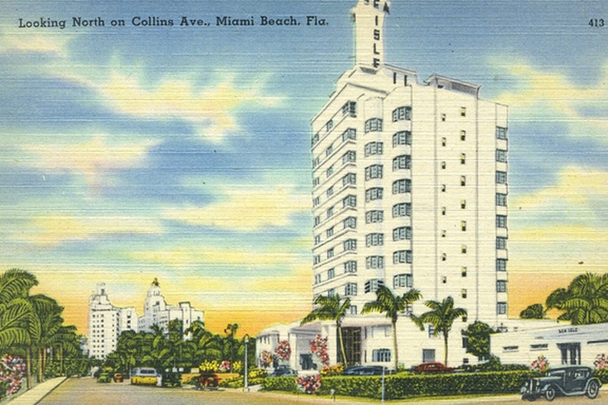 10+ images about Historic Miami Beach, FL on Pinterest ... |Old Miami Beach