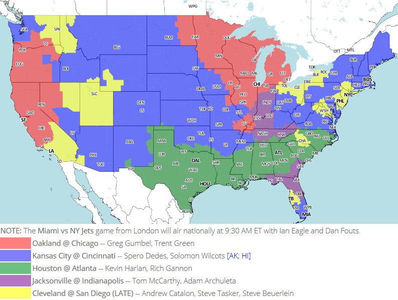 Browns Vs Chargers Game Time Tv Schedule And