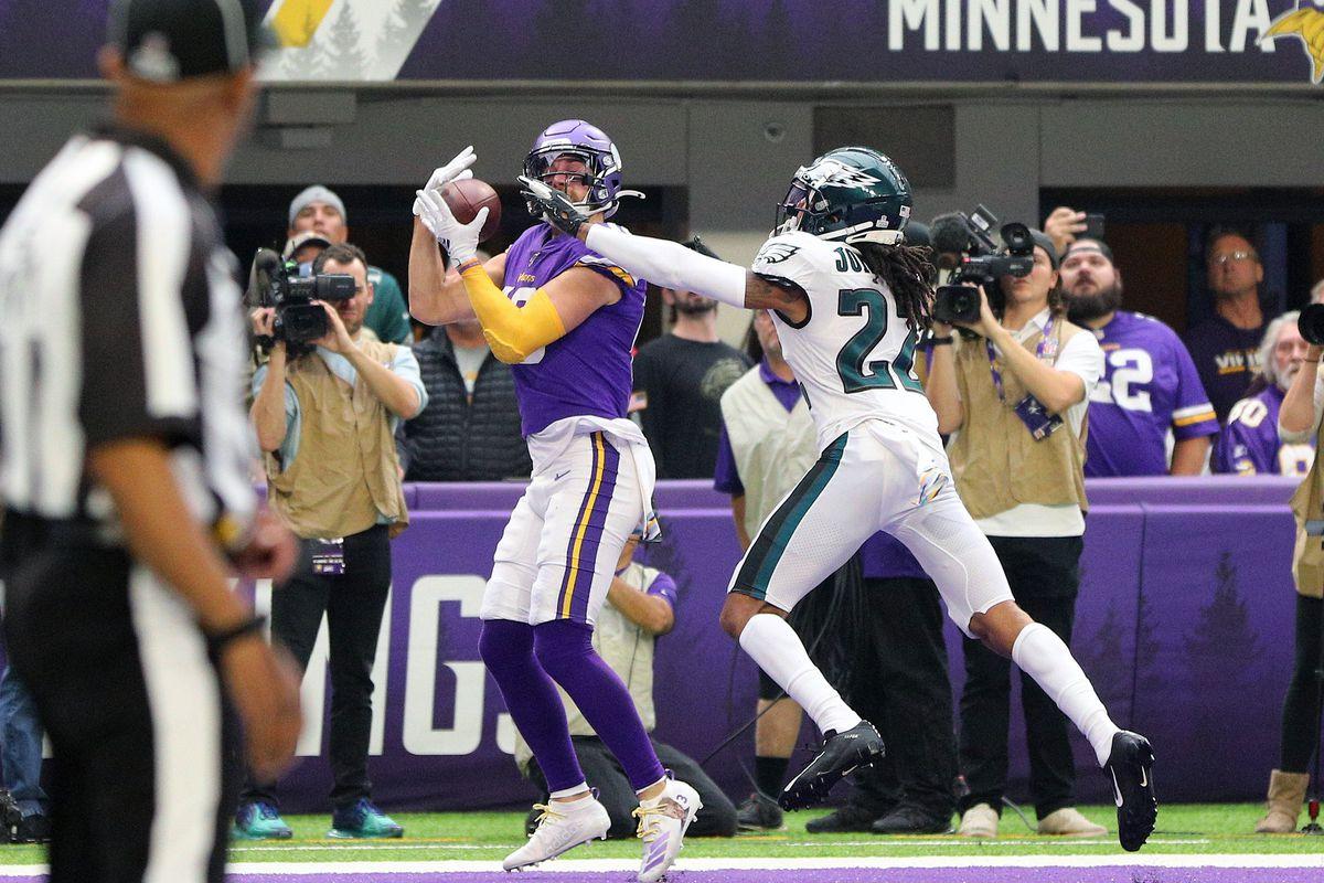Philadelphia Eagles vMinnesota Vikings