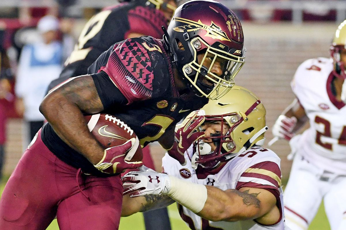 Fsu Rb Cam Akers Details What Led Up To His Best Performance Of The Year Tomahawk Nation