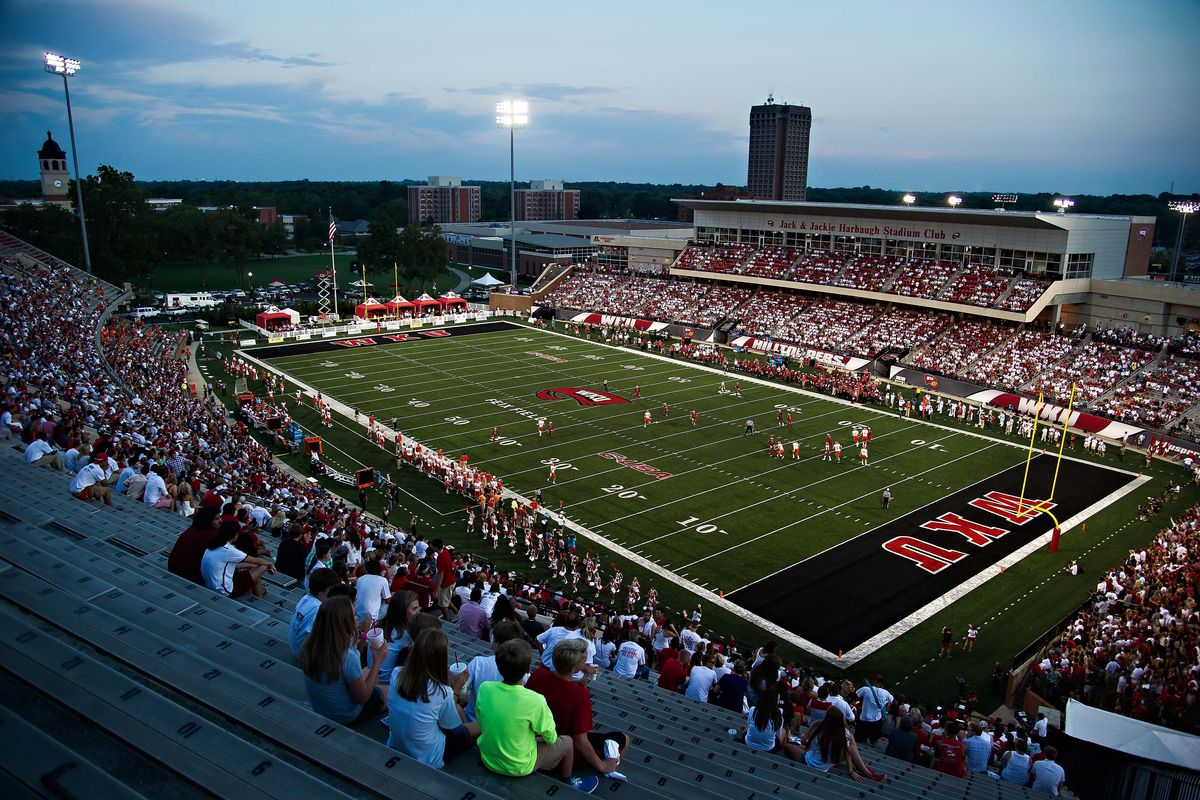 Western Kentucky averaged just over 16,000 fans in attendance per game in 2014, and that number will likely drop this season.