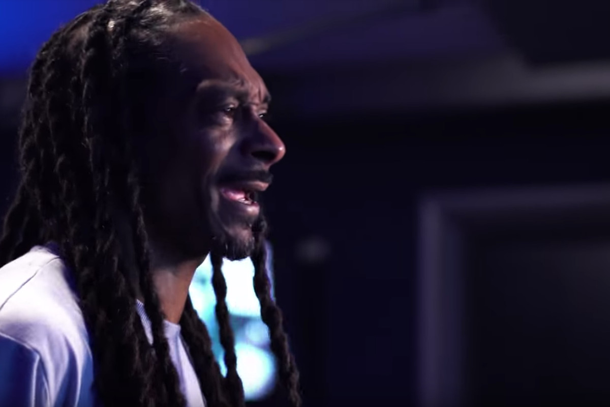 EA Sports UFC 3's freshest commentary comes from Snoop Dogg