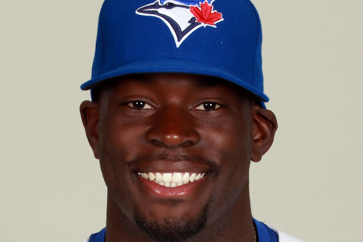 Anthony Alford makes his 2015 debut with a double in his first AB