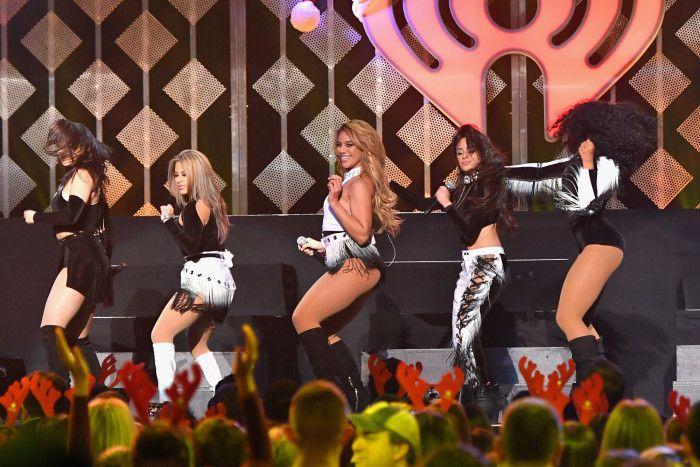 Fifth Harmony at Jingle Ball