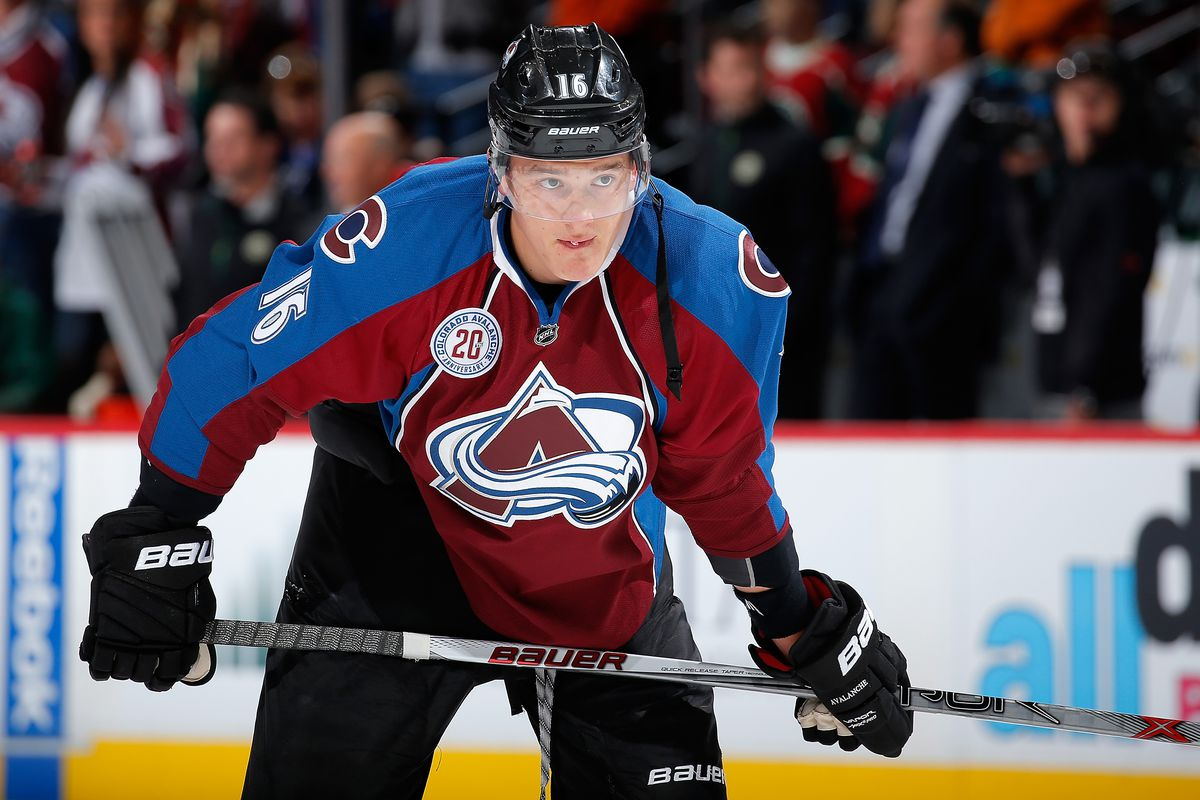 Avalanche sign Nikita Zadorov to a two-year contract ...