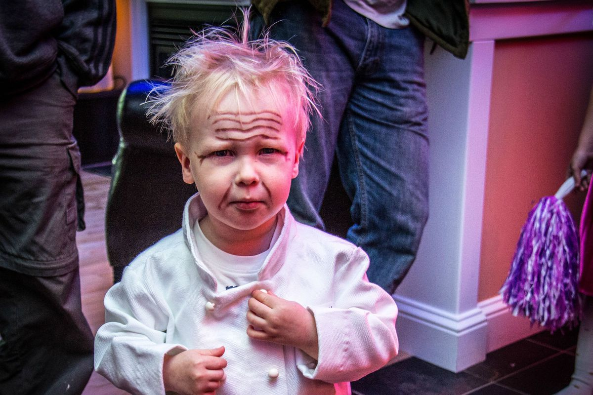 please dress your kid up as gordon ramsay this halloween - eater