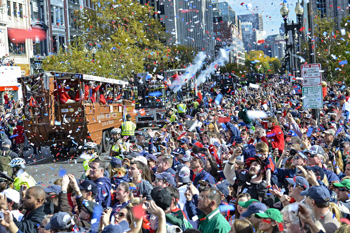 661ce832 Red Sox parade 2018: Details on the big World Series celebration ...
