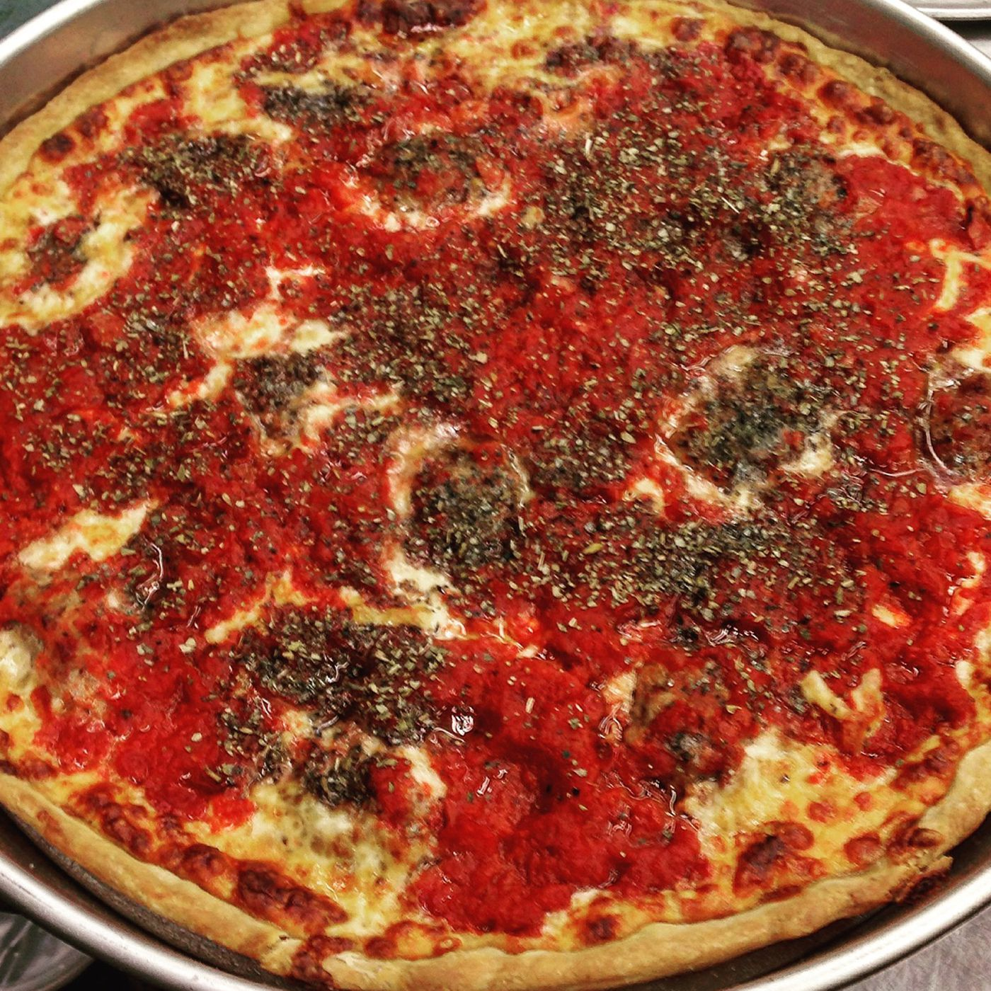 The Search For Chicago Deep Dish Pizza In Dc Eater Dc