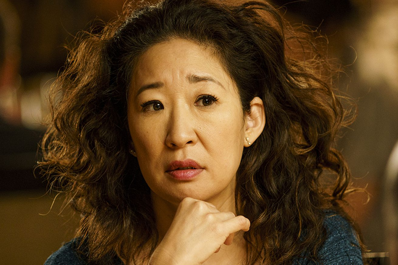 sandra oh is the first asian woman nominated for a lead actress emmy