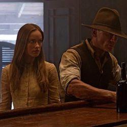 See Olivia and Daniel's prairie looks...