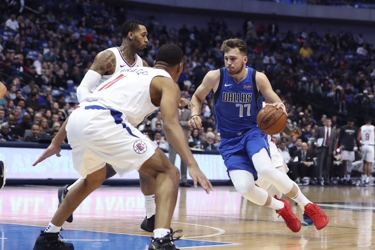 Clippers Fall To Mavericks 106 98 Clips Nation