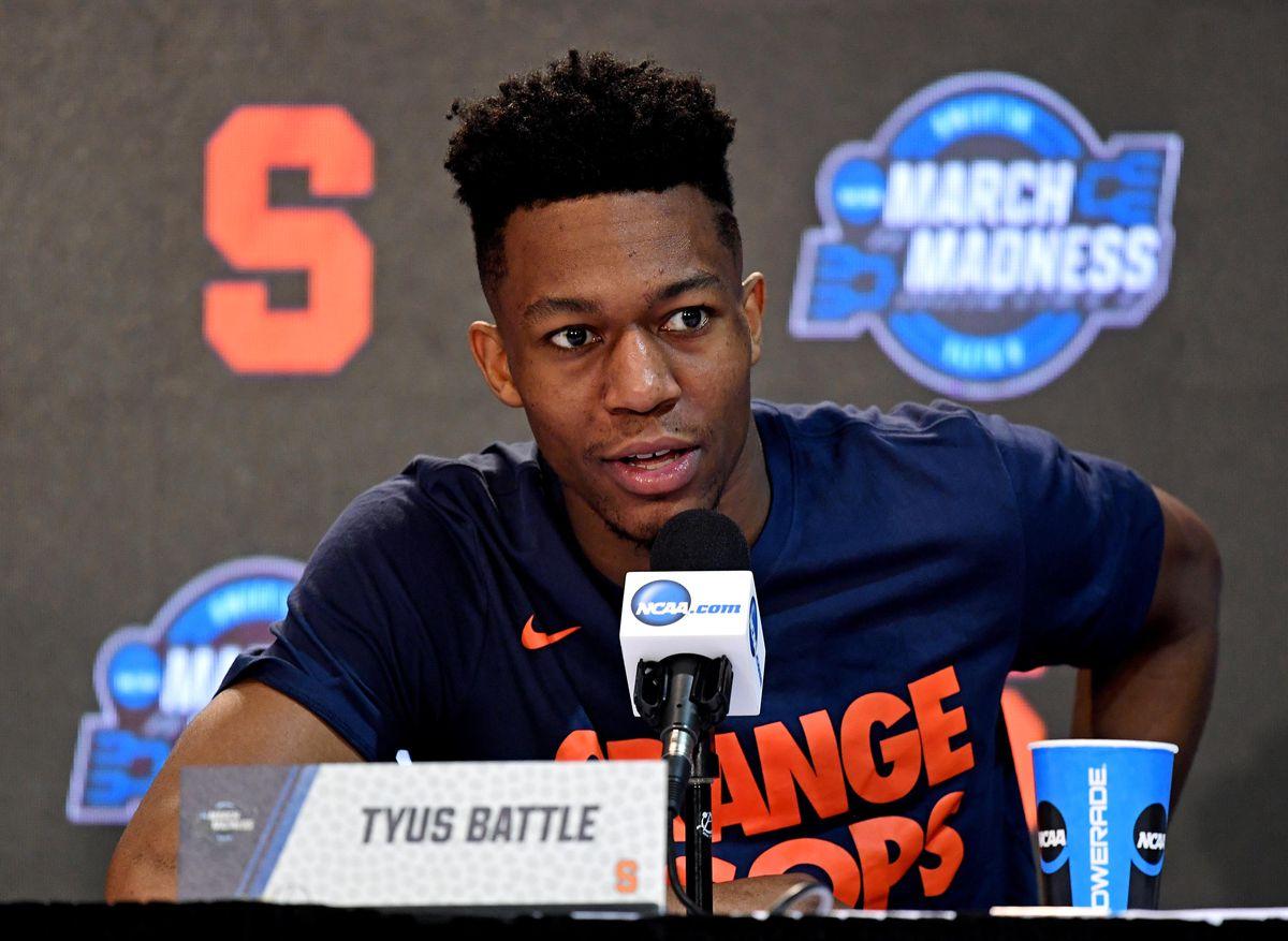 Syracuse basketball: Will Tyus Battle test the NBA Draft ...