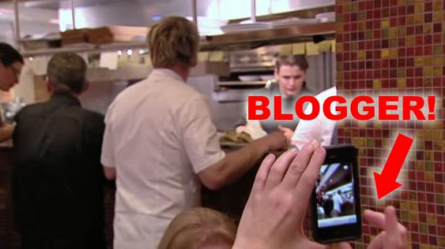Influential\' Food Blogger Is Ramsay\'s Kitchen Nightmare - Eater