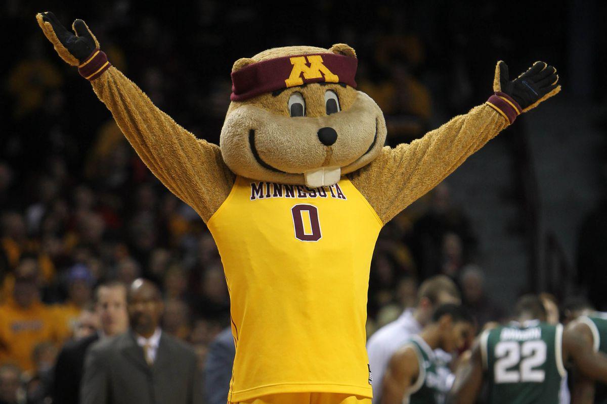 Minnesota Football: Goldy's Run, The Gopher Football ...