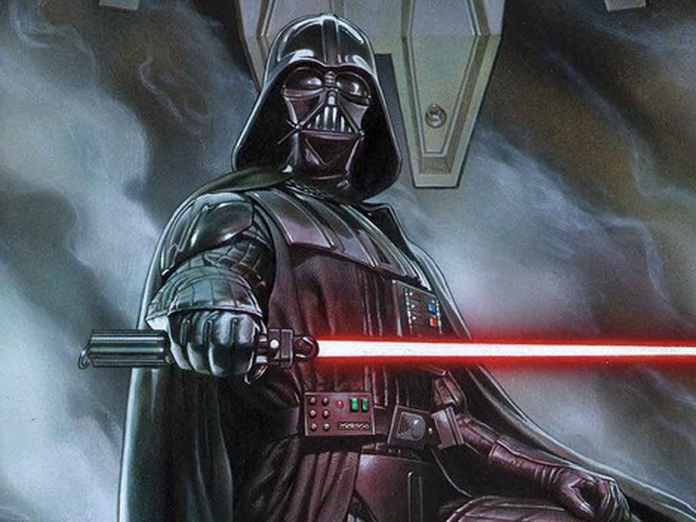 Can Darth Vader really be both kid-friendly and frightening? - The Verge