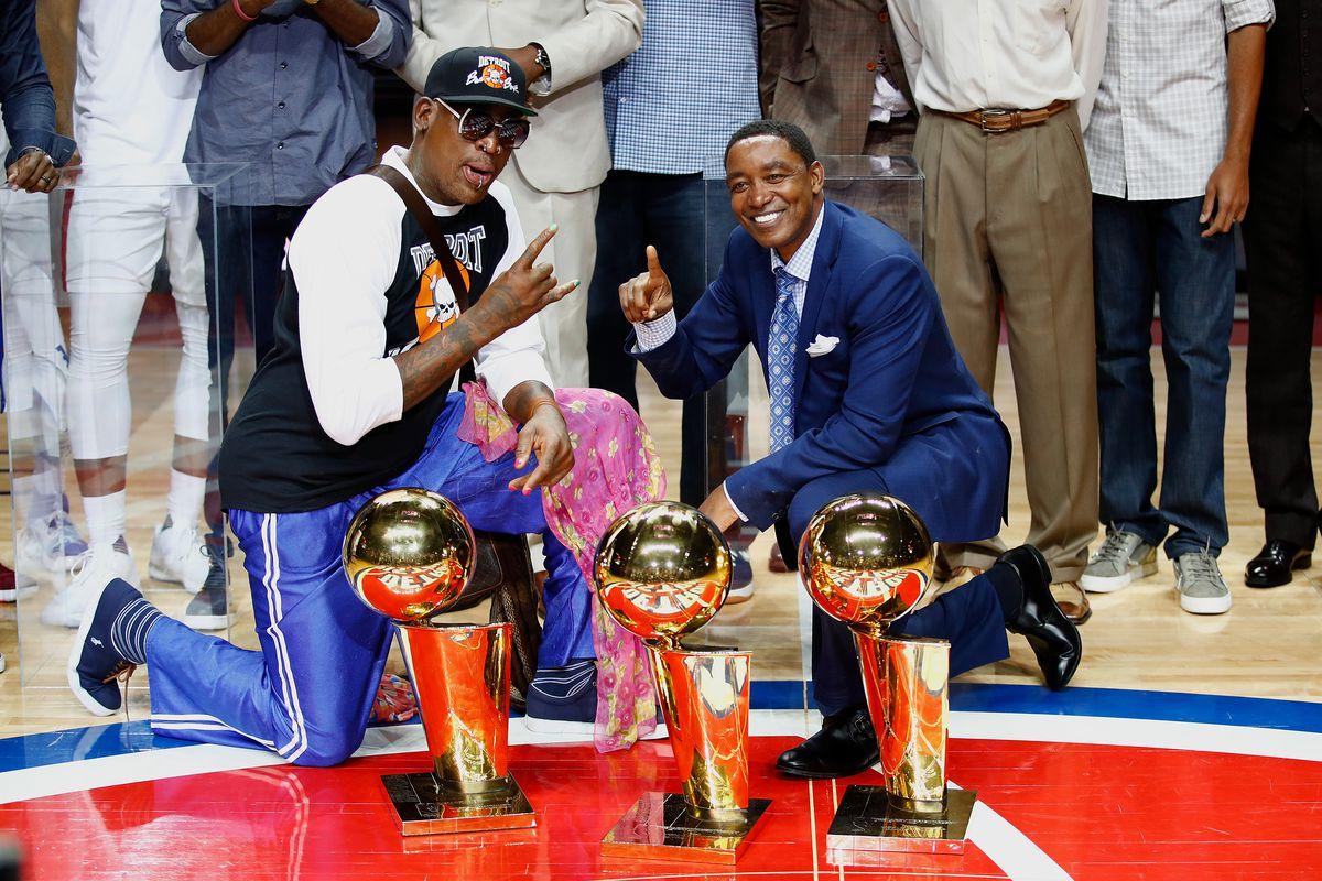 Washington Wizards v Detroit Pistons