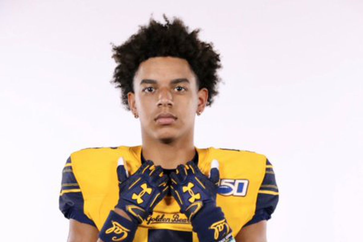 Cal football lands the commitment of San Diego CB Tyson McWilliams after his Berkeley official
