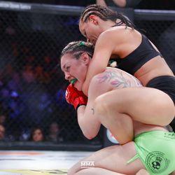 Heather Hardy vs Taylor Turner