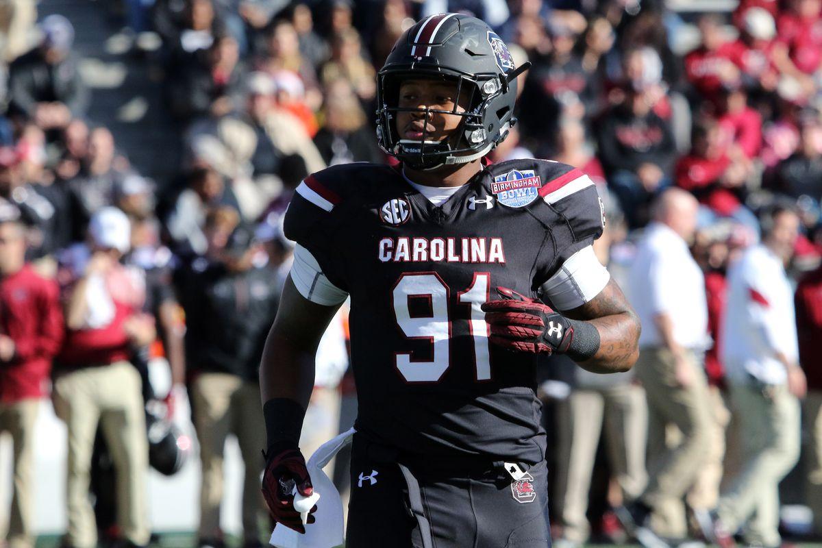 NCAA FOOTBALL: DEC 29 Birmingham Bowl - South Florida v South Carolina