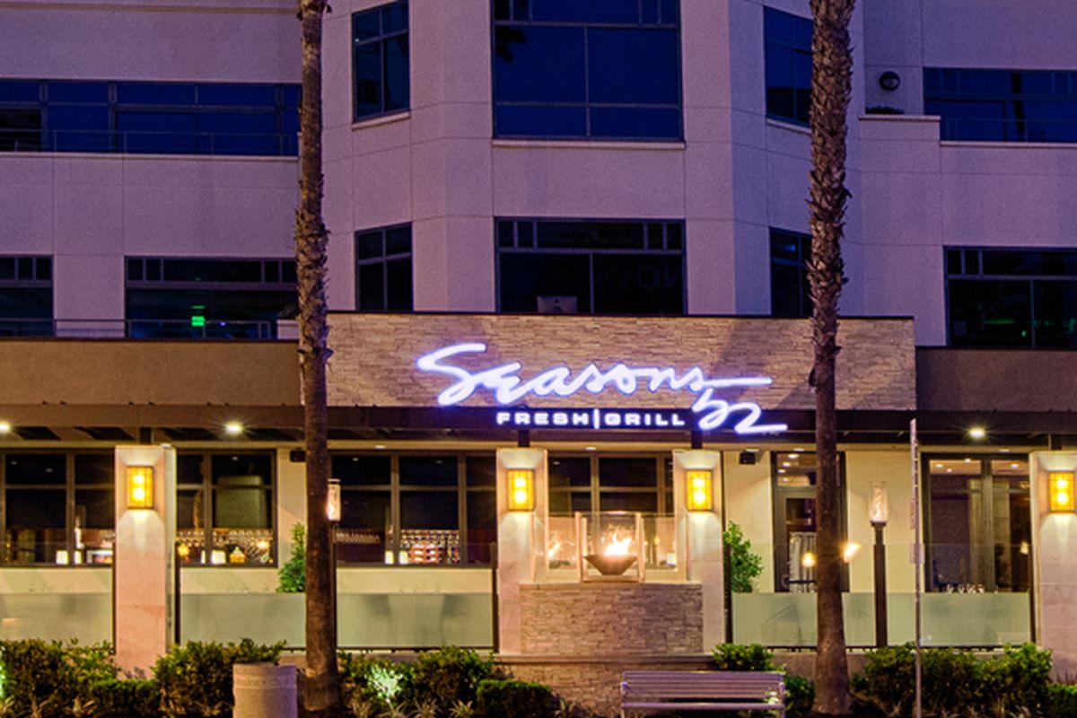 Seasons 52, Santa Monica